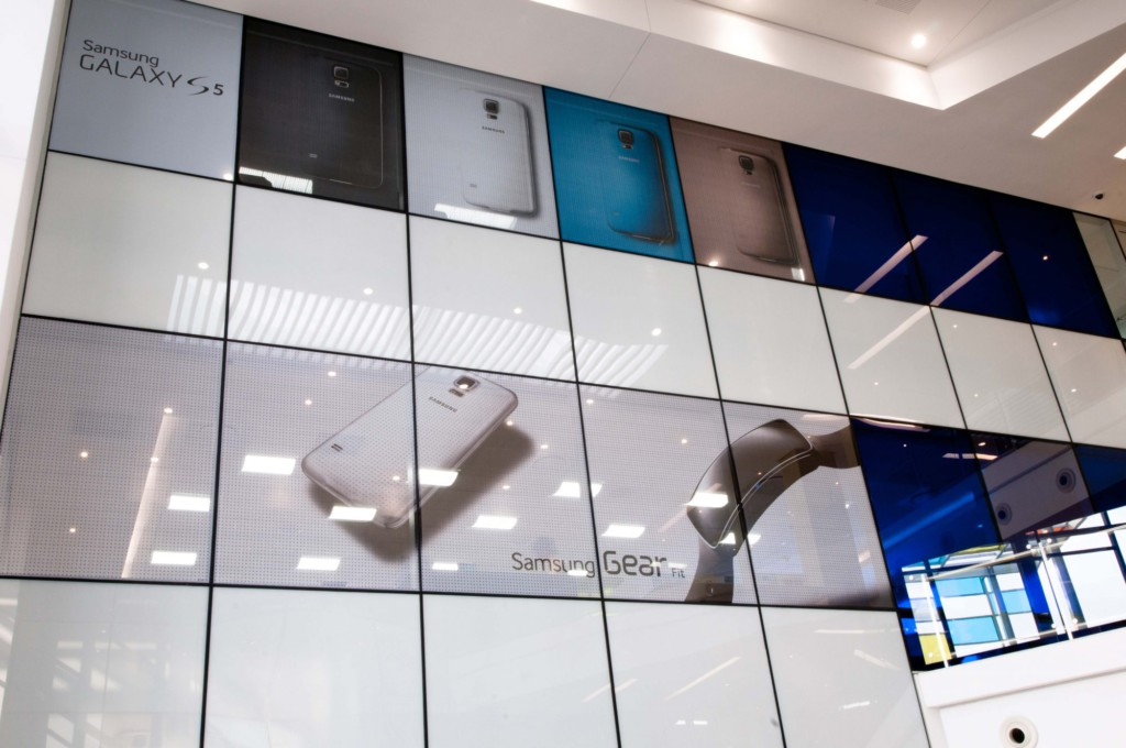 Samsung Shopfitting | Innovation Factory