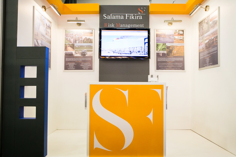 Salama Fikira at African Mining Indaba,built by Innovation Factory