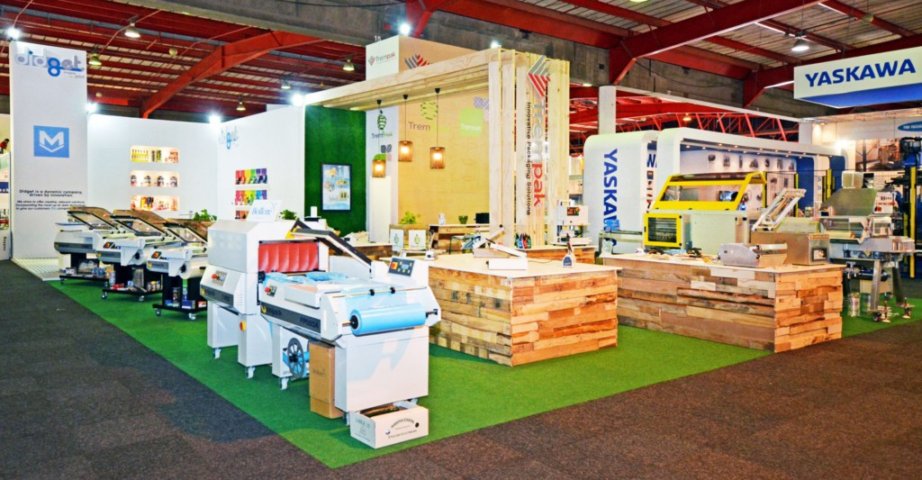 Trempak Stand,built by Innovation Factory
