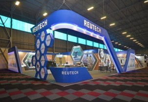 Reutech Exhibition Stand AAD Expo